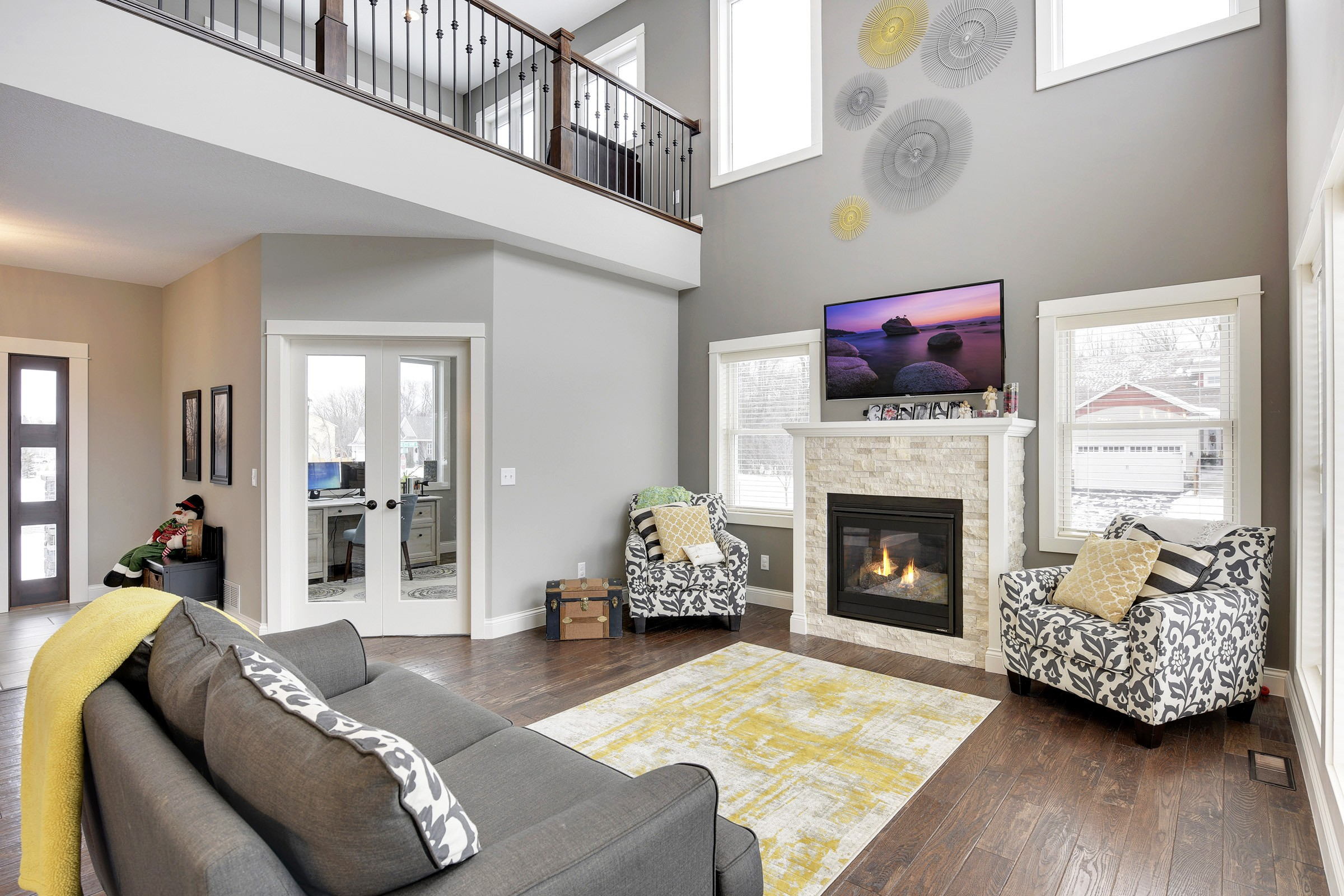 adding a fireplace to your custom home home building and