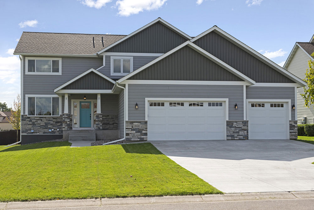 custom home plymouth mn