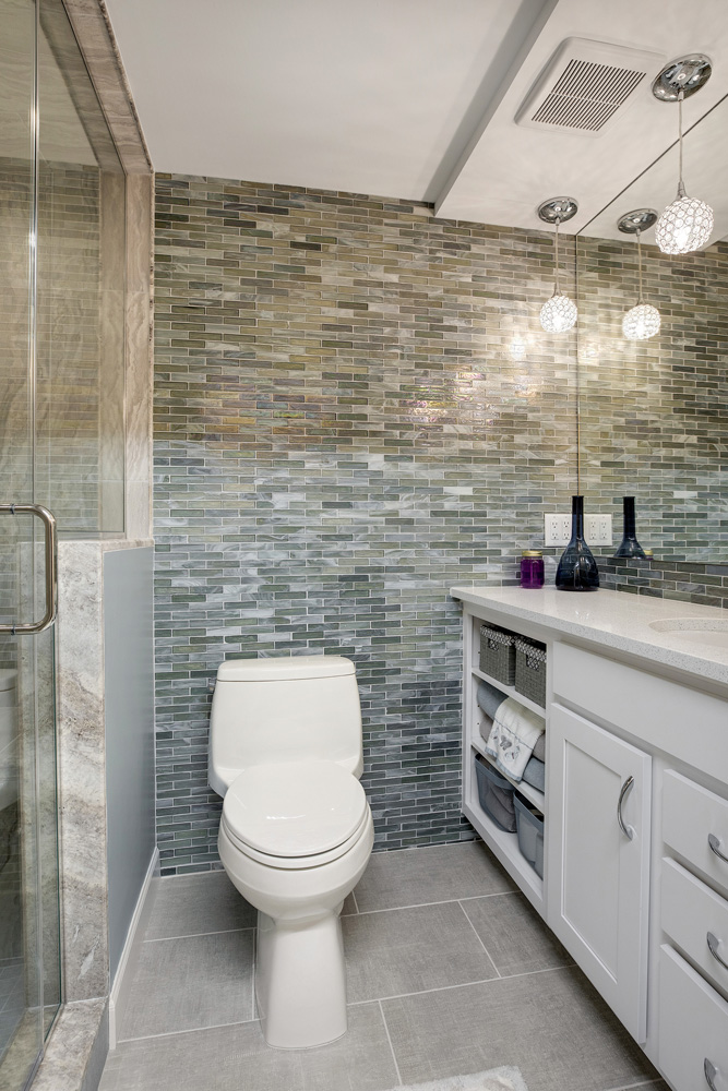 Bathroom Remodel at Shoreline Drive