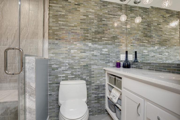 Bathroom Remodel at Shoreline Drive