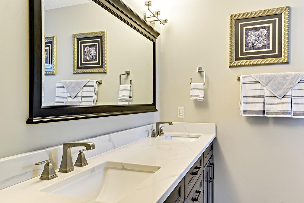 custom bathroom remodel plymouth mn