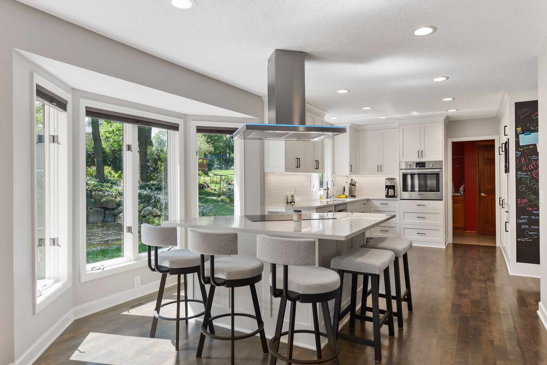 Kitchen on Willow Beach
