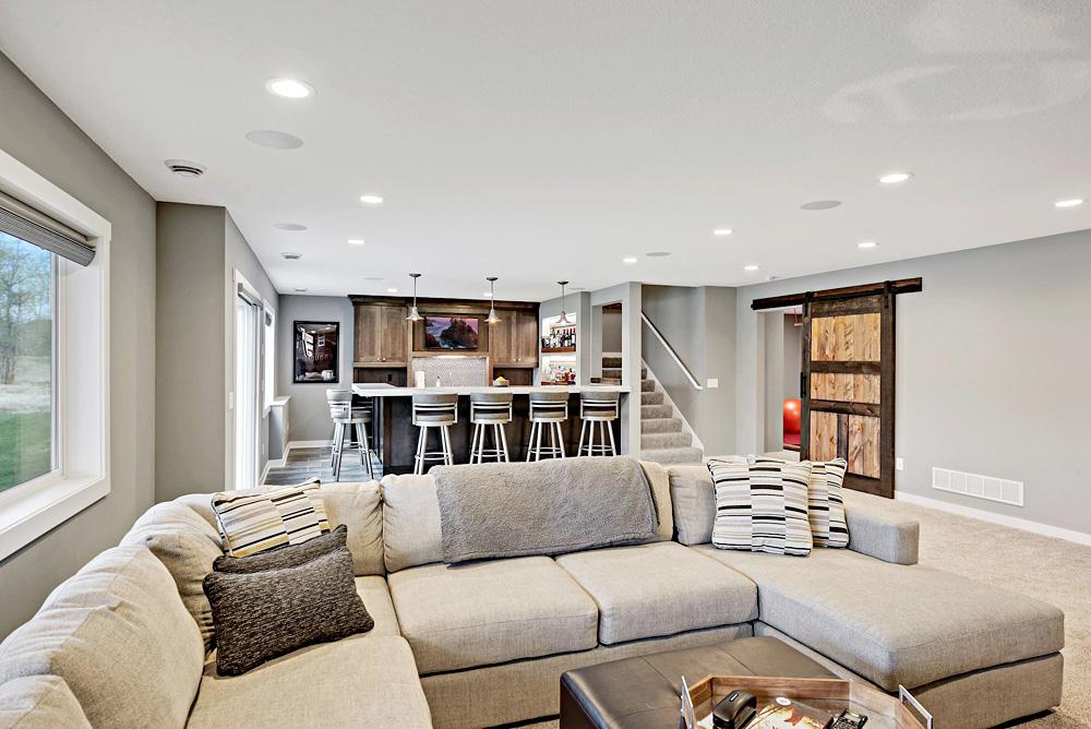 Interior Basement